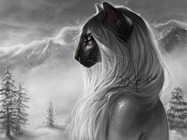 Silver dust. by Safiru