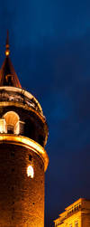 galata tower panorama by fotouur