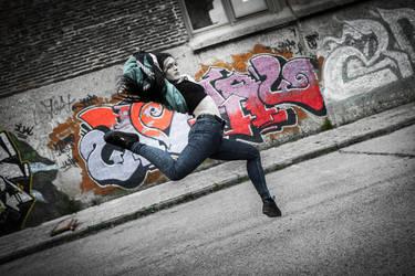 Street Passion by Dagablanca