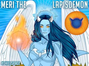 LapisDemon DeviantArt Profile Picture by LapisDemon