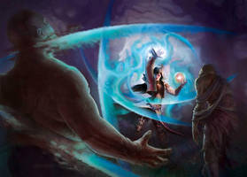 Diablo III Wizard by Softshack