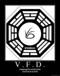 VFD association with DHARMA by Spazzboy911