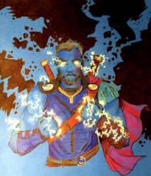 Lord of Thunder by Pikku-Piru