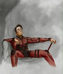 Daredevil. by Pikku-Piru