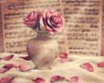 Blush Romance by dream9studios