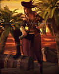A Pirate's Life by dream9studios