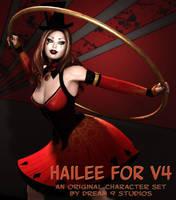 D9S Hailee by dream9studios