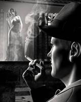 Nightclub Noir by dream9studios