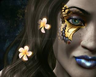 Butterfleye by dream9studios