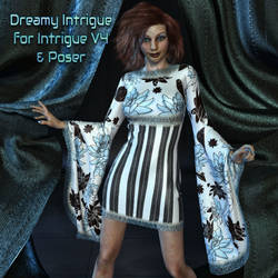 Dreamy Intrigue by dream9studios