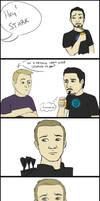 Legolas Comic by ShoyzzFanArt