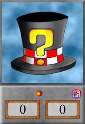 Yu-Gi-Oh! Anime Card: Hat Token by jtx1213