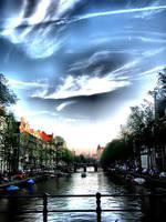 Amsterdam by Post-Orgasmic-Chill