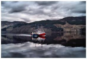Scotland by Post-Orgasmic-Chill