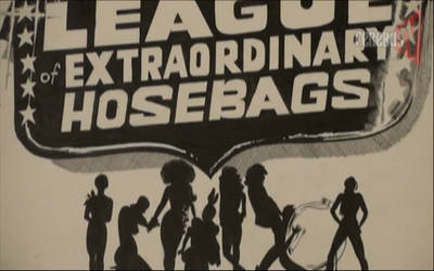 League of Extra Ordinary by Dave-Sim