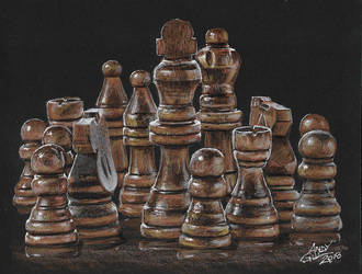 ChessSet by AndyGill1964