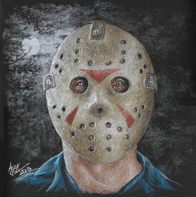 Jason by AndyGill1964