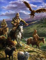 mongols by egilthompson