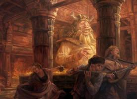 Kings Fire by egilthompson