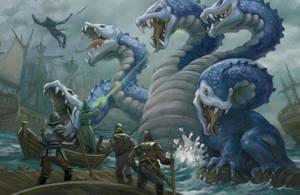 Hydra Final 02 by egilthompson