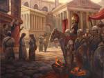 Roman Painting by egilthompson