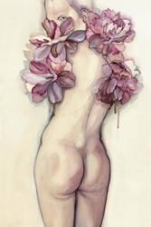flower nudity by annaSimplesSample