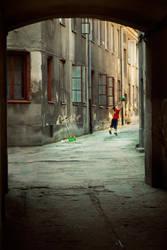 Urban playground by o0she0o