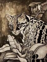 My new drawing by GalinaChanturiya
