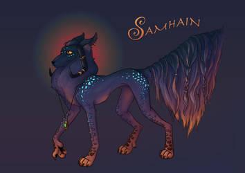Samhain the Witch {Canora MYO} by Rococokara