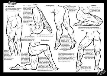 Tutorial: Legs 1 by Bambs79