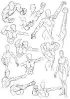 Sketchbook Studies: Misc by Bambs79