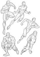 SuperDudes by Bambs79