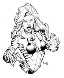 Tigra by Bambs79