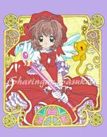 Sakura Kinomoto by SharinganSasuke02