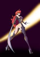 Witchblade02 by zedeki-arts