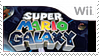 Super Mario Galaxy Stamp by XantoZ