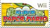 Super Paper Mario Stamp by XantoZ
