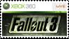 Fallout 3 Stamp Xbox 360 by XantoZ
