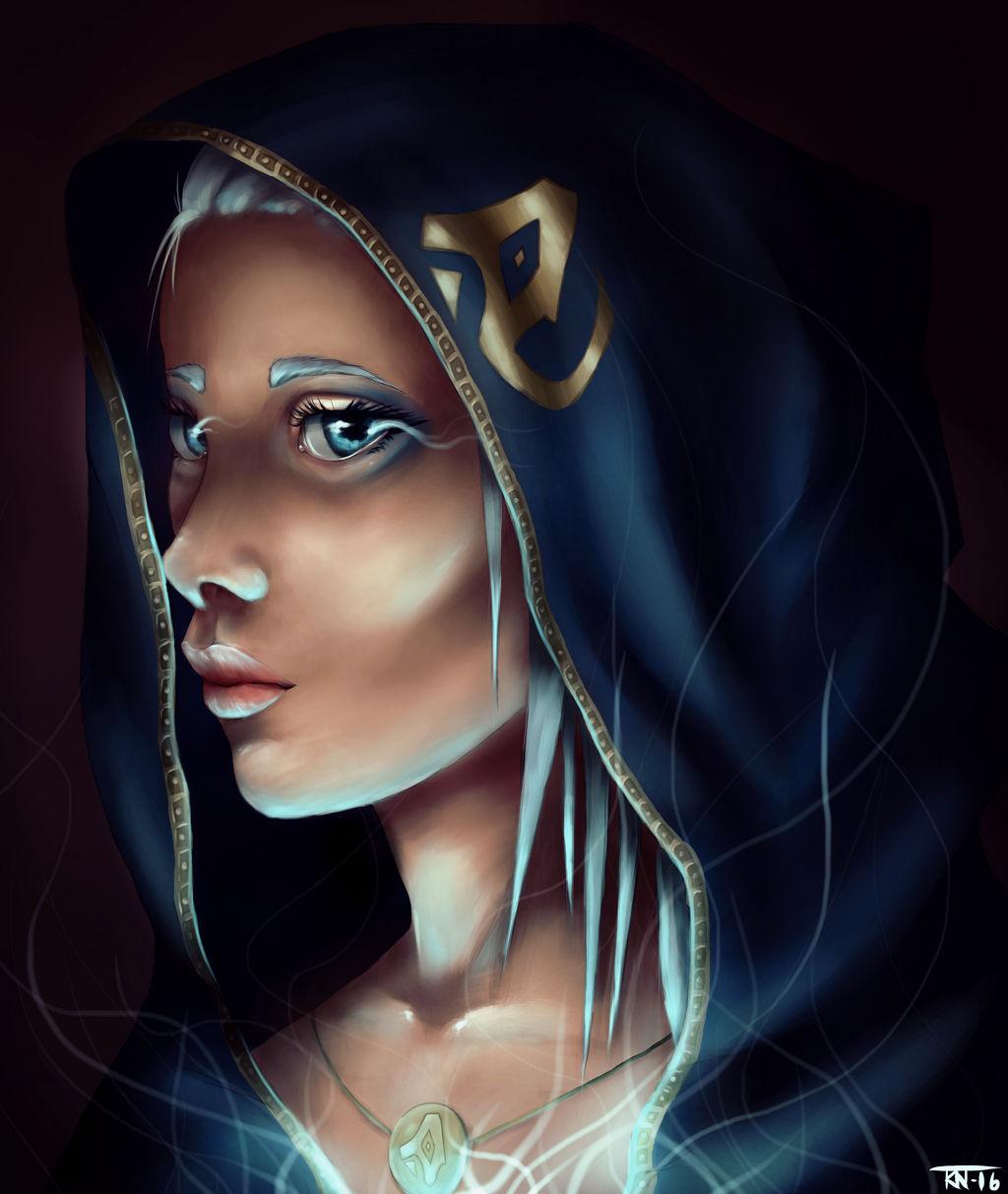 Sorcerer by trinemusen1