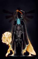 Midna - The Legend of Zelda Twilight Princess by trinemusen1