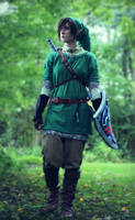 Link - Twilight Princess cosplay by trinemusen1