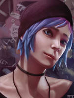 Chloe Price fan art by trinemusen1