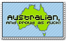 Proud To Be Australian. by chibmeister