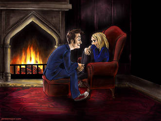 steady as we go - Doctor Who by aimeekitty