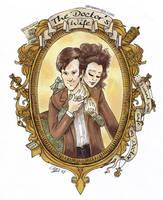 The Doctor's Wife - Doctor Who by aimeekitty