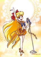 Idol Sailor Venus by aimeekitty