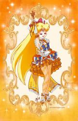 Rococo Sailor Venus by aimeekitty