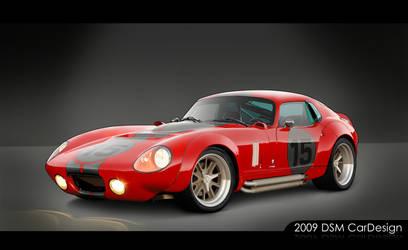 Shelby Daytona LeMans Edition by DSMCarDesign