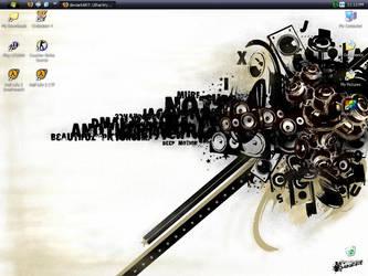 Uthar's Desktop by UtharWynn