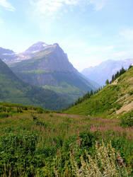 Green Peaks by UtharWynn